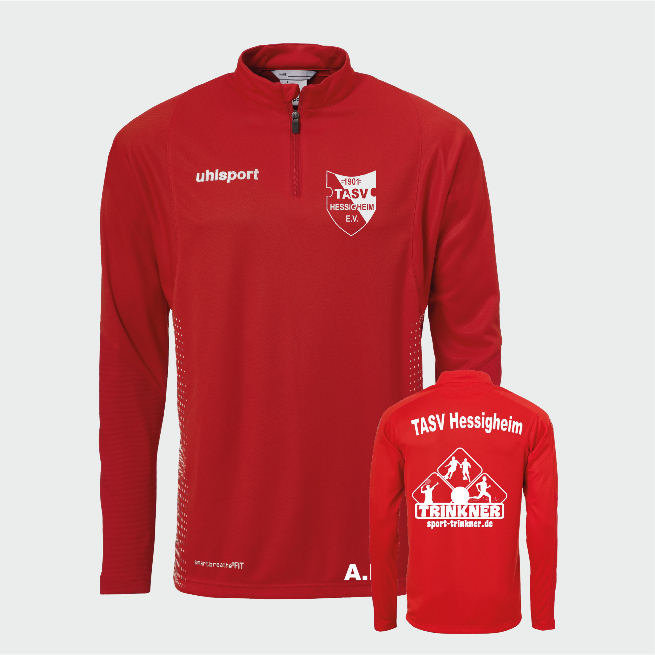 UHLSPORT ZIP Top TASV Hessigheim