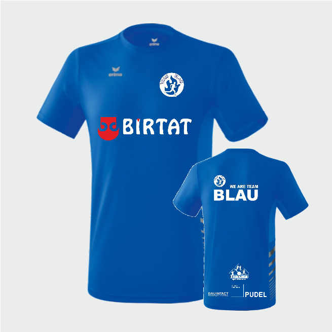 ERIMA T-Shirt Team-Blau